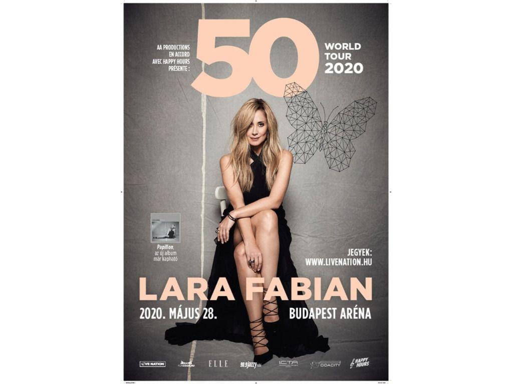 Lara Fabian | Budapest 2020