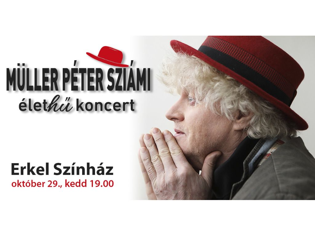 Müller Péter Sziámi est - Living-Loving