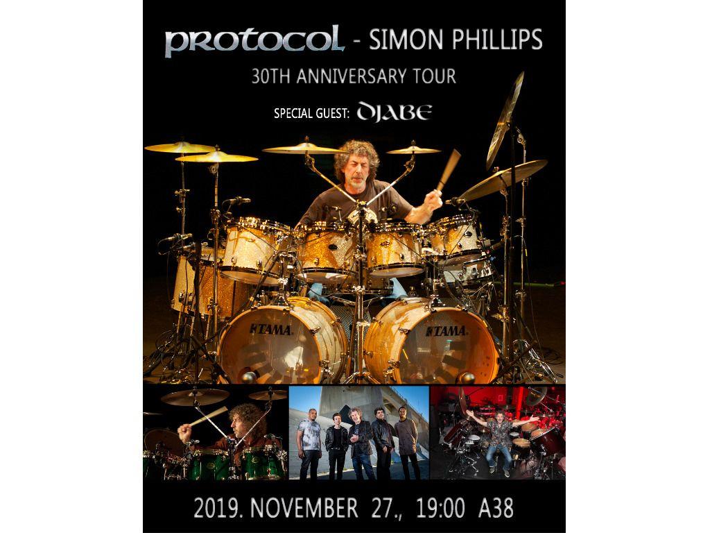 Protocol - Simon Phillips 30th Anniversary Tour