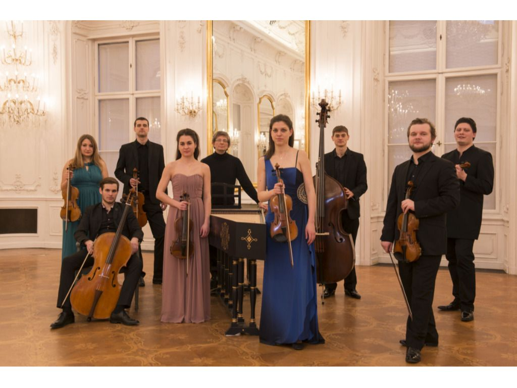 Concerto Armonico: Carl Philipp Emanuel Bach 3.