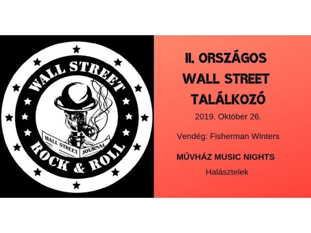 II. Országos Wall Street...