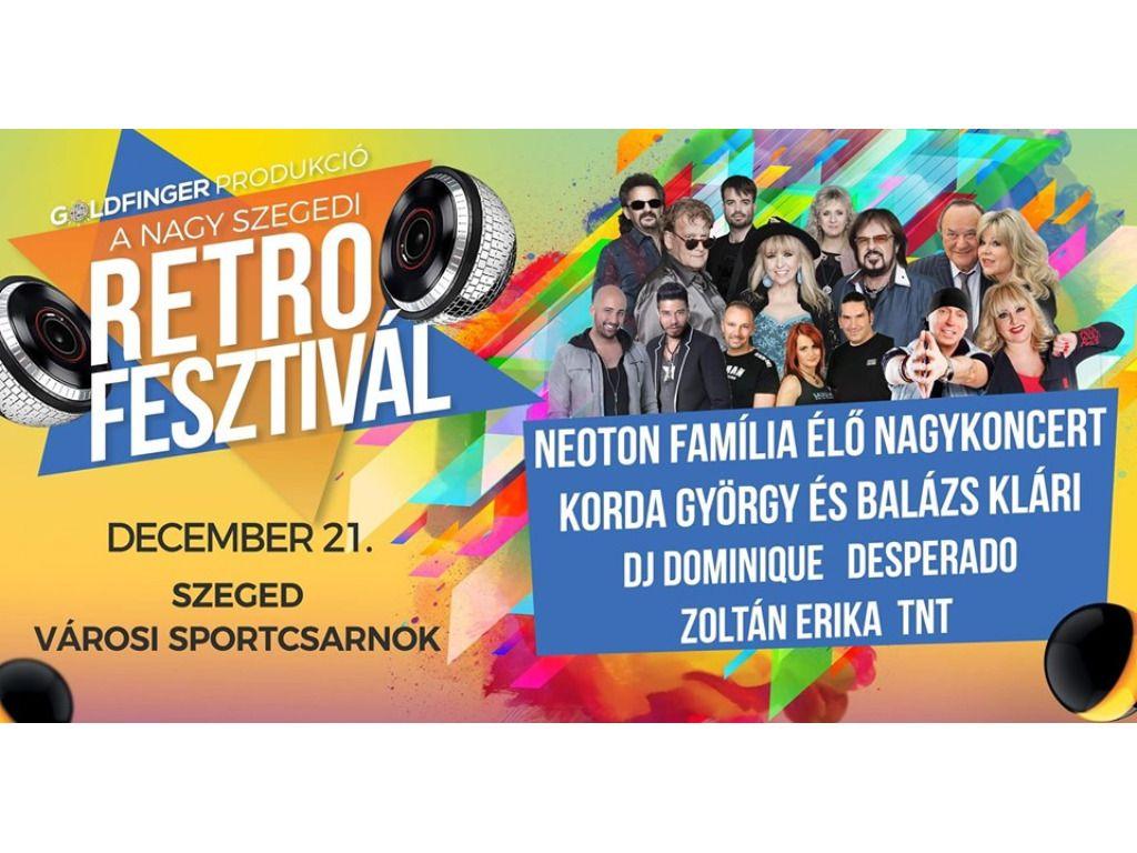 A Nagy Szegedi Retro Fesztivál