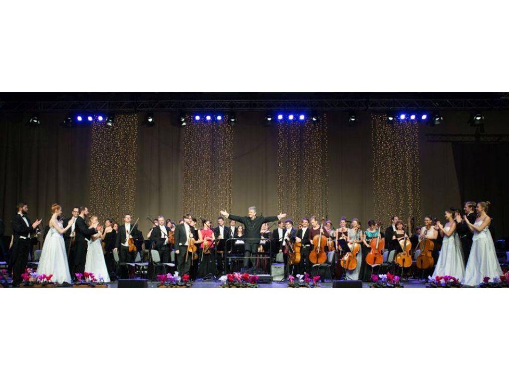 Újévi Gálakoncert 2020 - Budafoki Dohnányi Zenekar