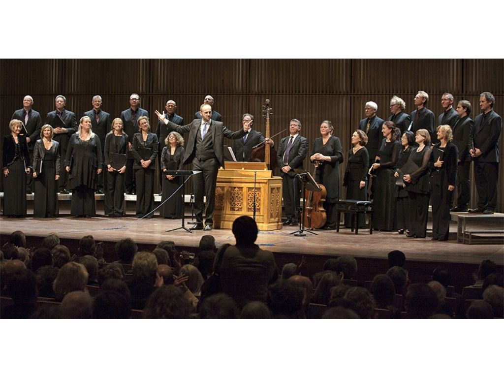Netherlands Chamber Choir és a Quatuor Danel