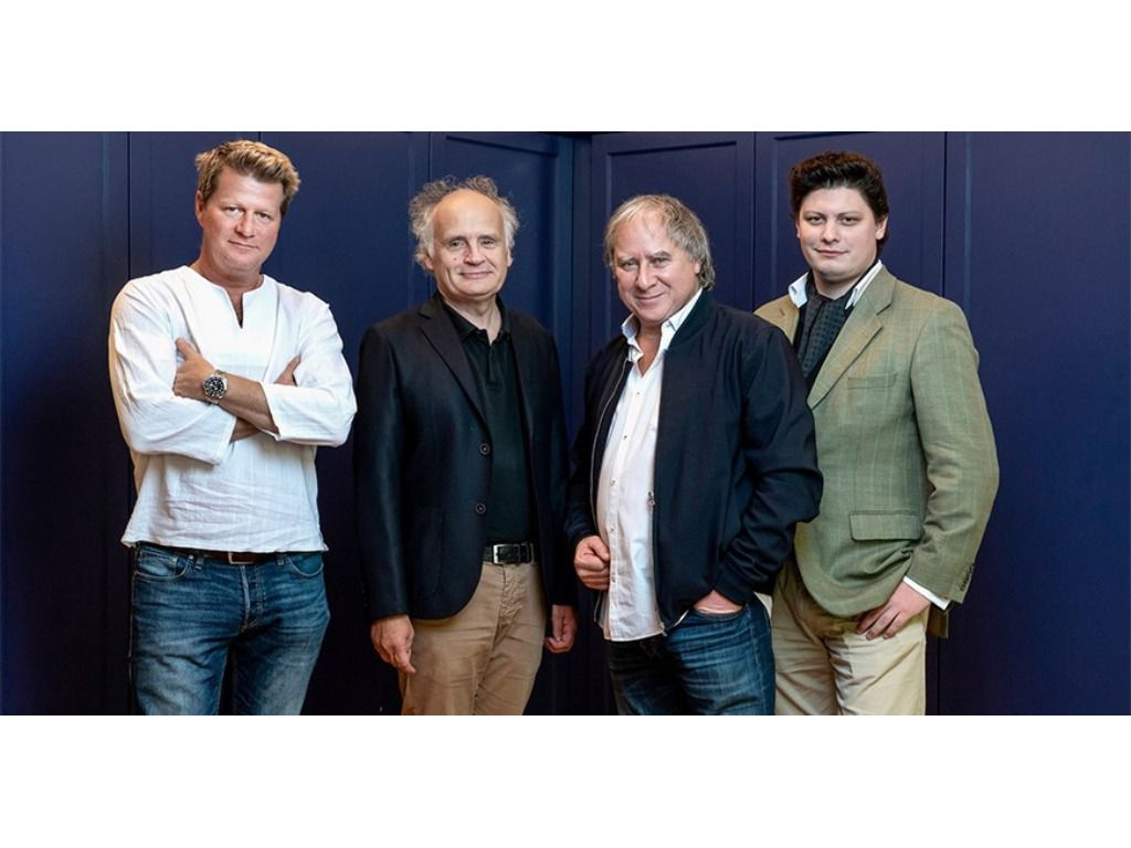 Klenyán Csaba és a Hungarian Quartet