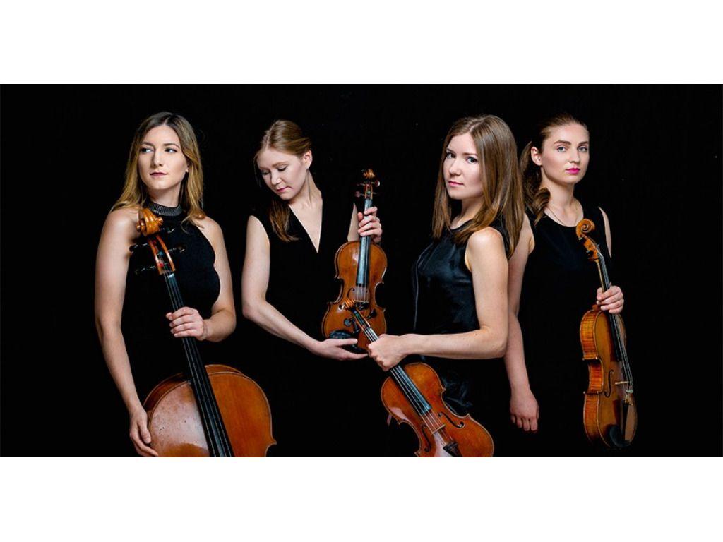 Selini Quartet és Kruppa Vonósnégyes - Az ECMA (European Chamber Music Academy) hangversenye