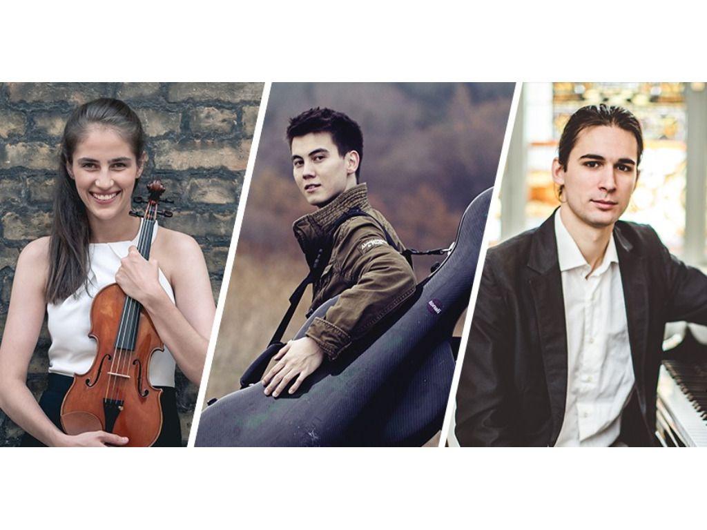 Pusker Júlia, Christoph Heesch és Szabó Marcell - Grieg-est