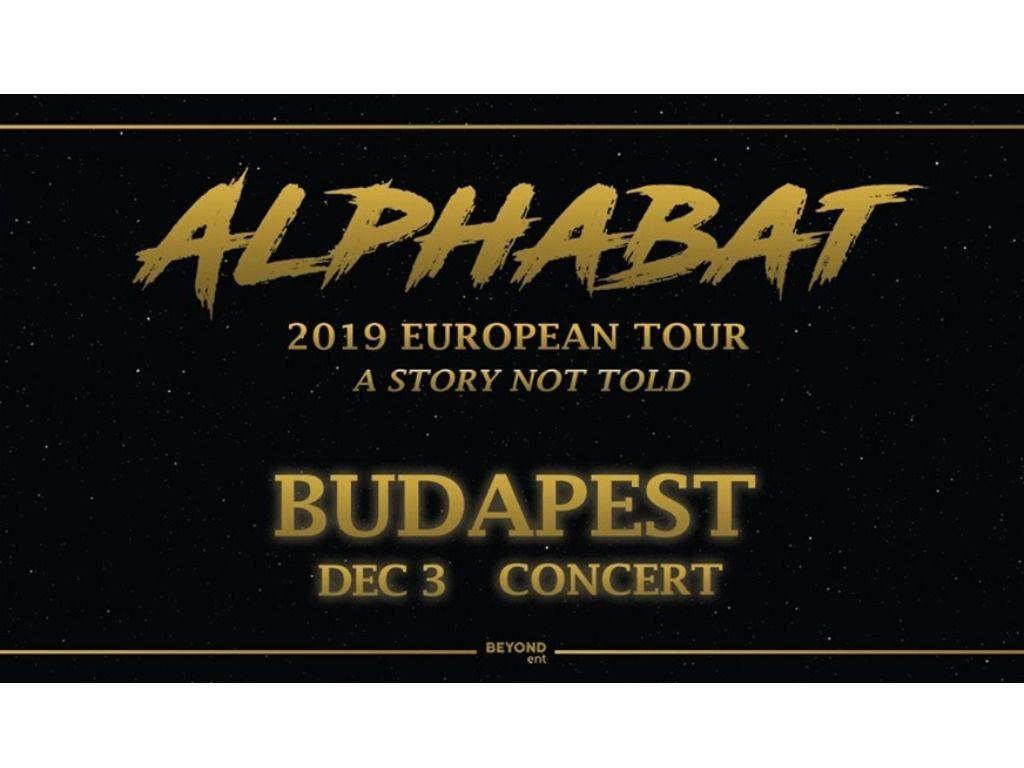 AlphaBAT - 2019 European Tour