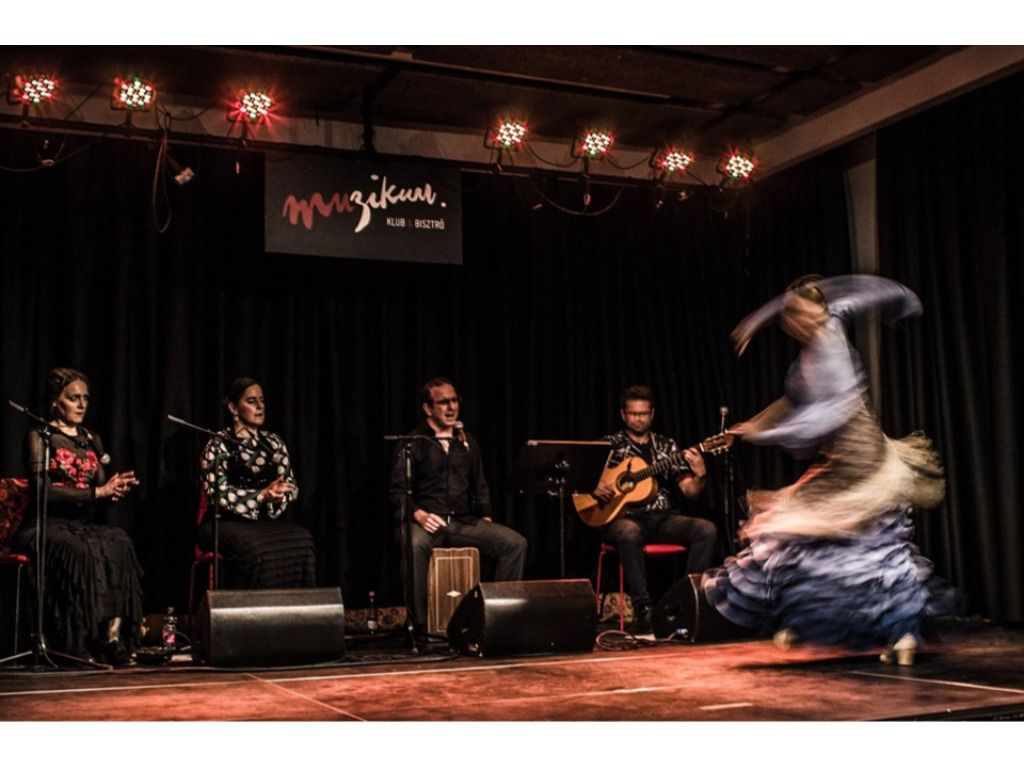 Tablao flamenco est Budapesten