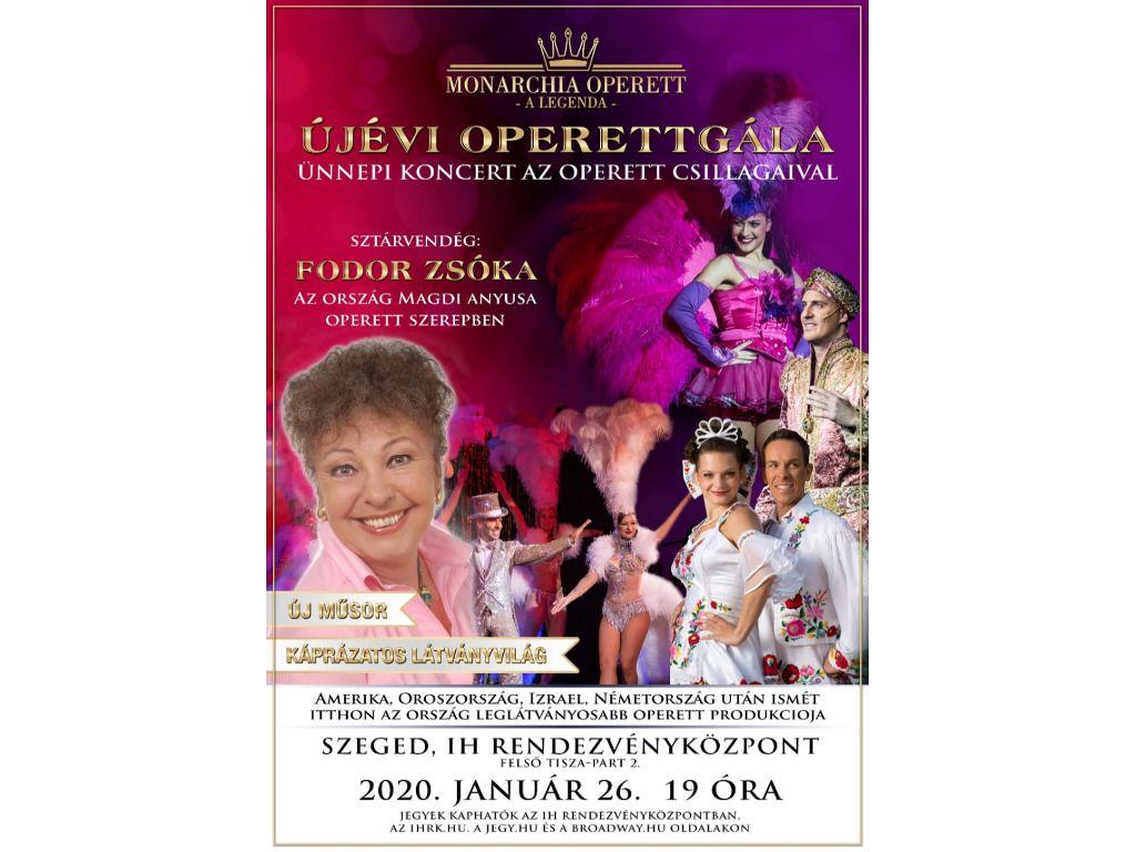 Újévi Operettgála 2020
