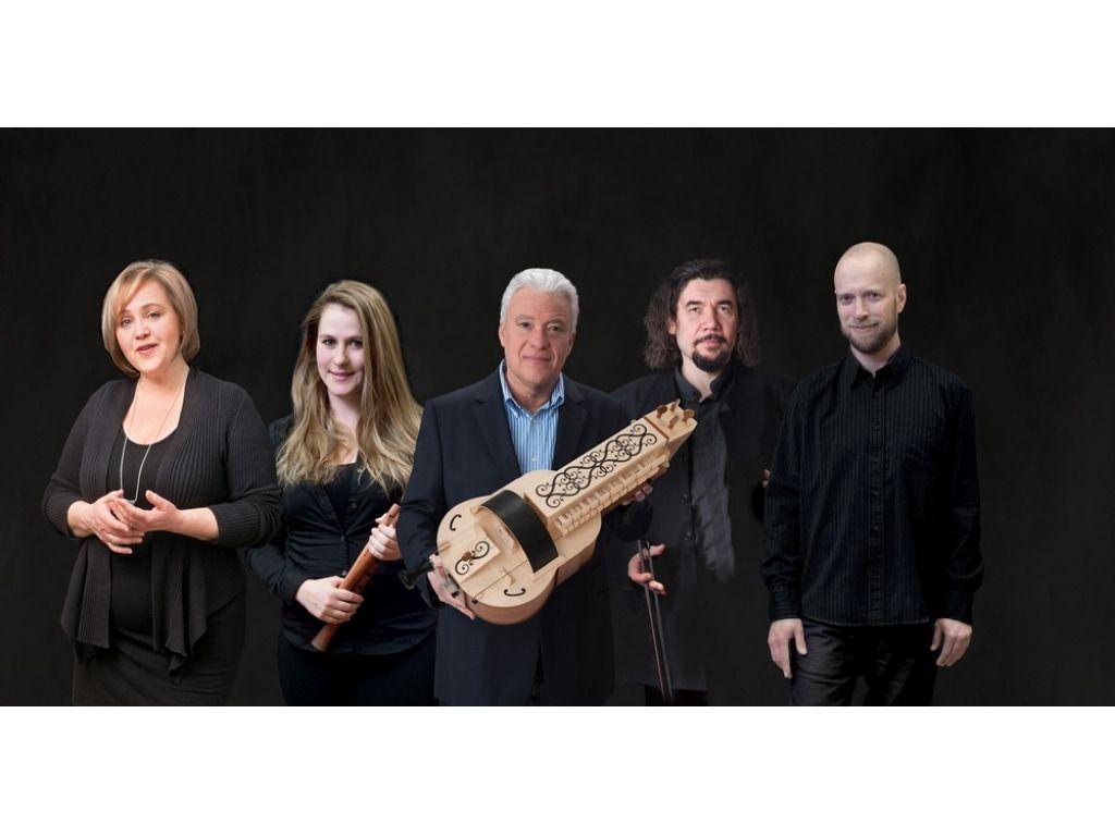 Ensemble Mandel - Bingeni Szent Hildegárd Látomásai / BTF 2020
