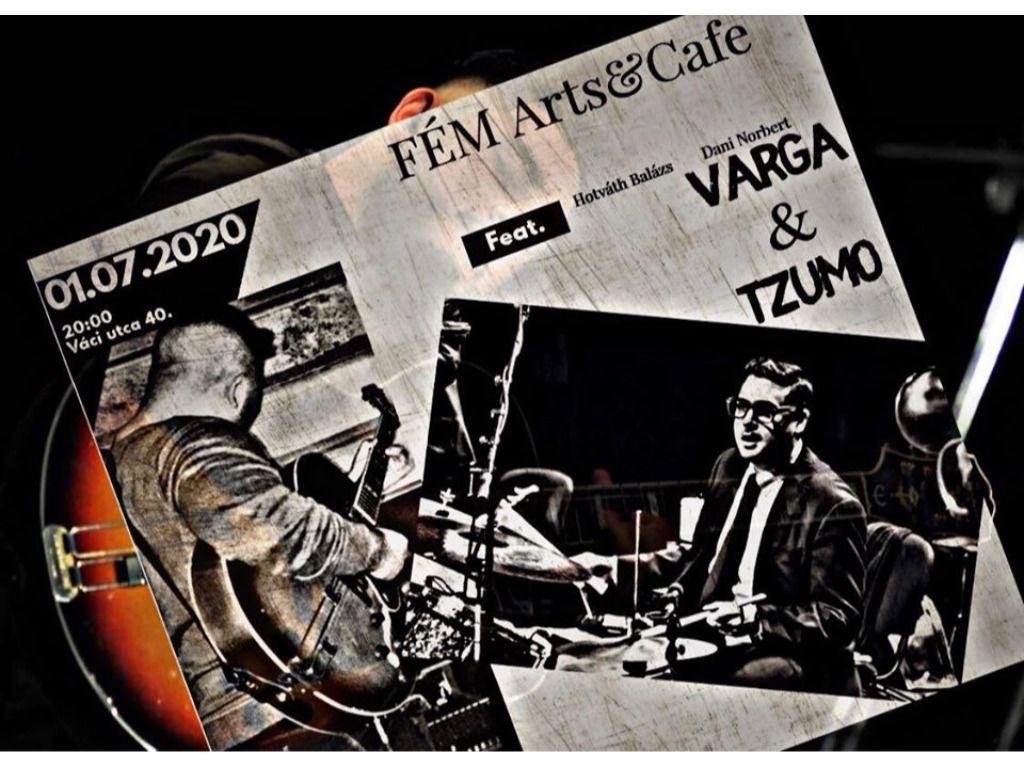 Varga-Tzumo Quartet