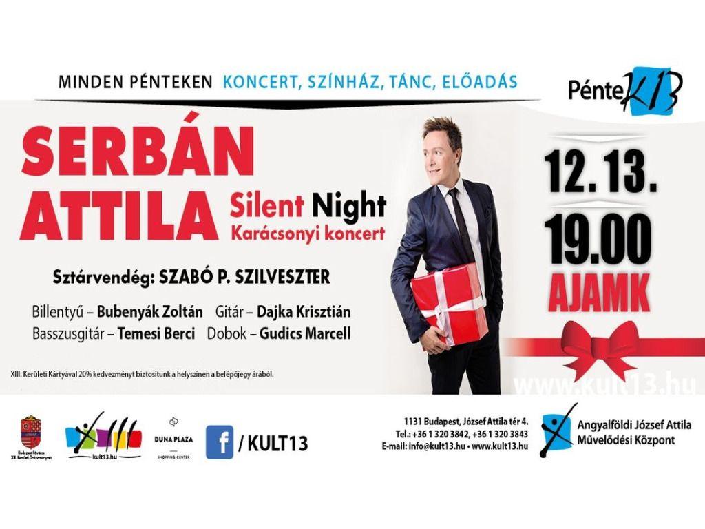 PénteK13 – Serbán...