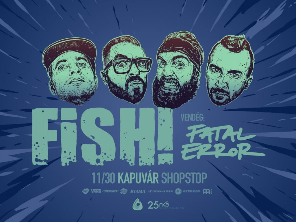 FISH! + Fatal Error //...