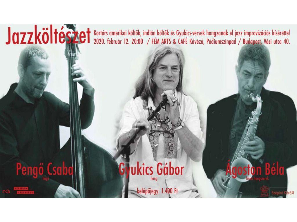 Jazz-Költészeti Trio