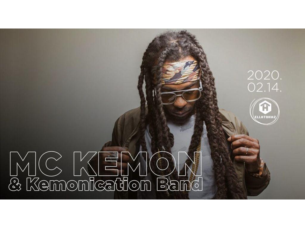 MC Kemon & Kemonication Band - ELLÁTÓház