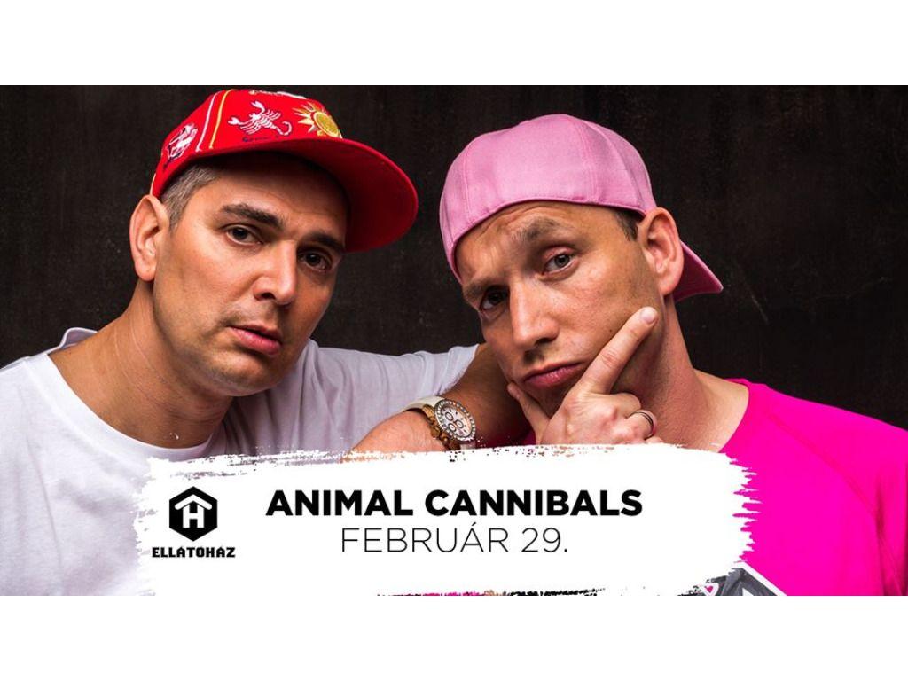 Animal Cannibals - ELLÁTÓház