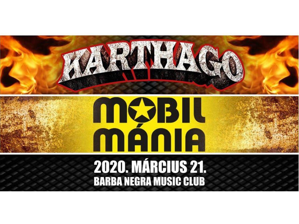 KARTHAGO - MOBILMÁNIA