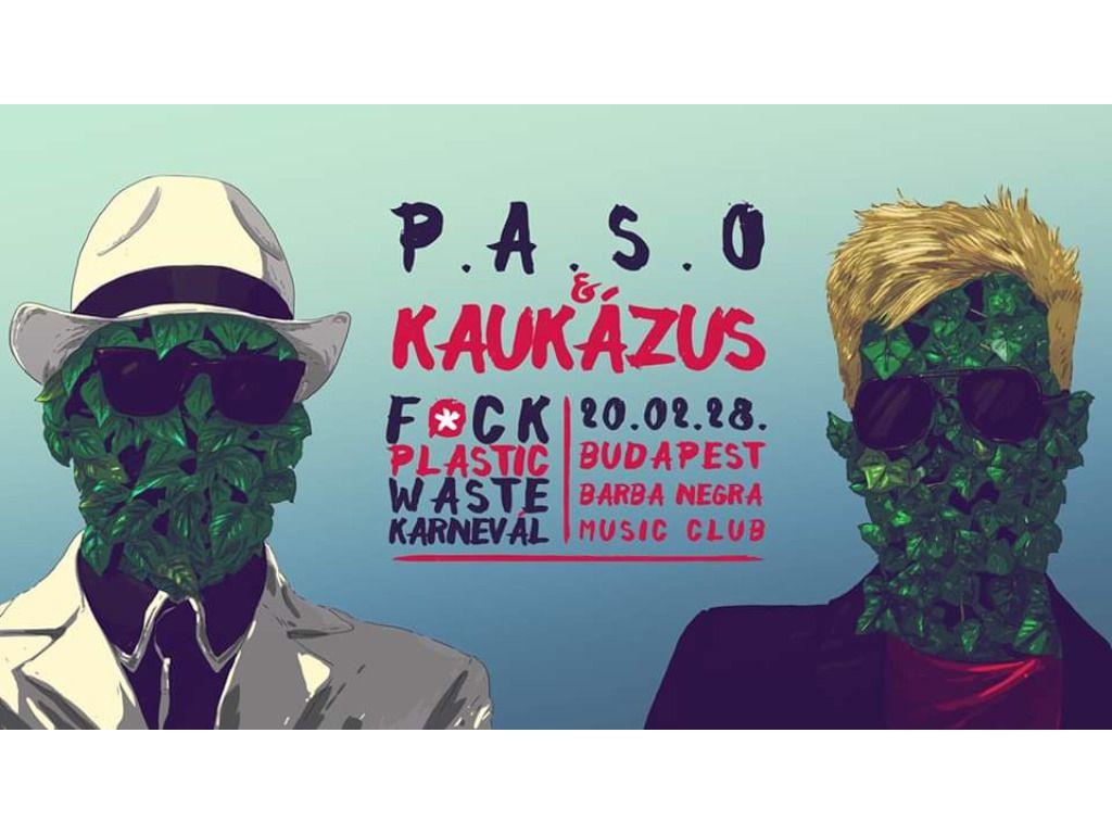 PASO - KAUKÁZUS