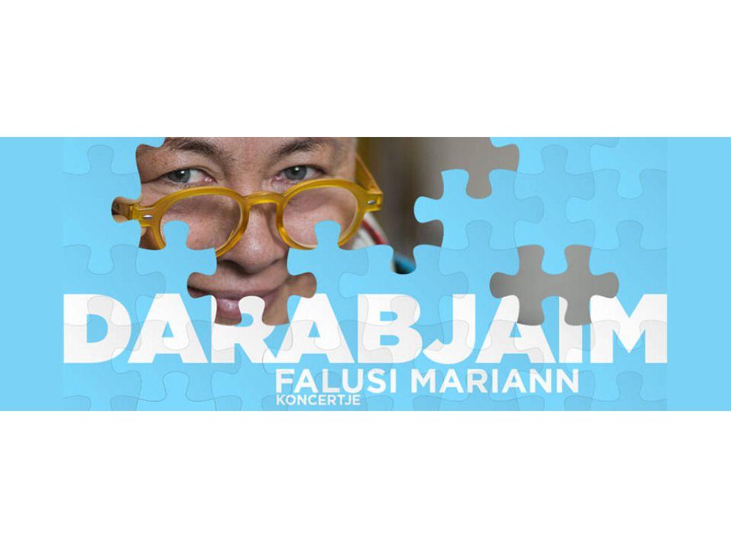 Falusi Mariann - Darabjaim