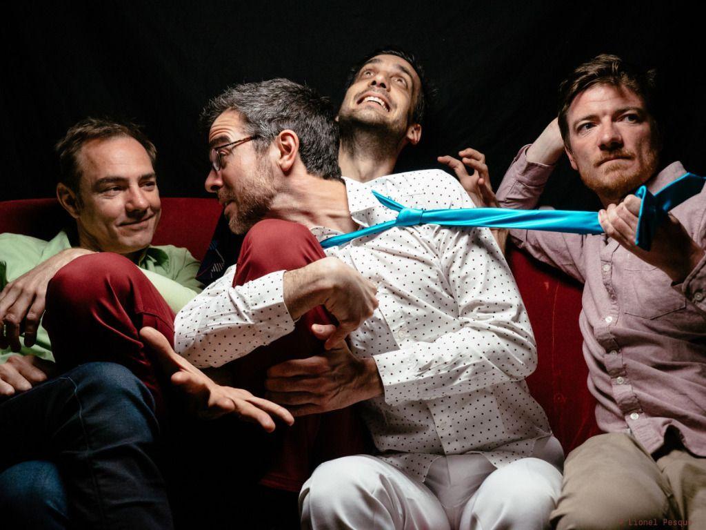 Vive le Jazz! / Pulcinella
