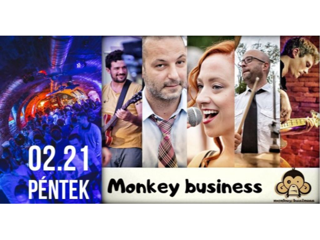 Monkey Business koncert