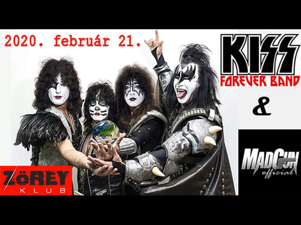 KISS Forever Band  koncert