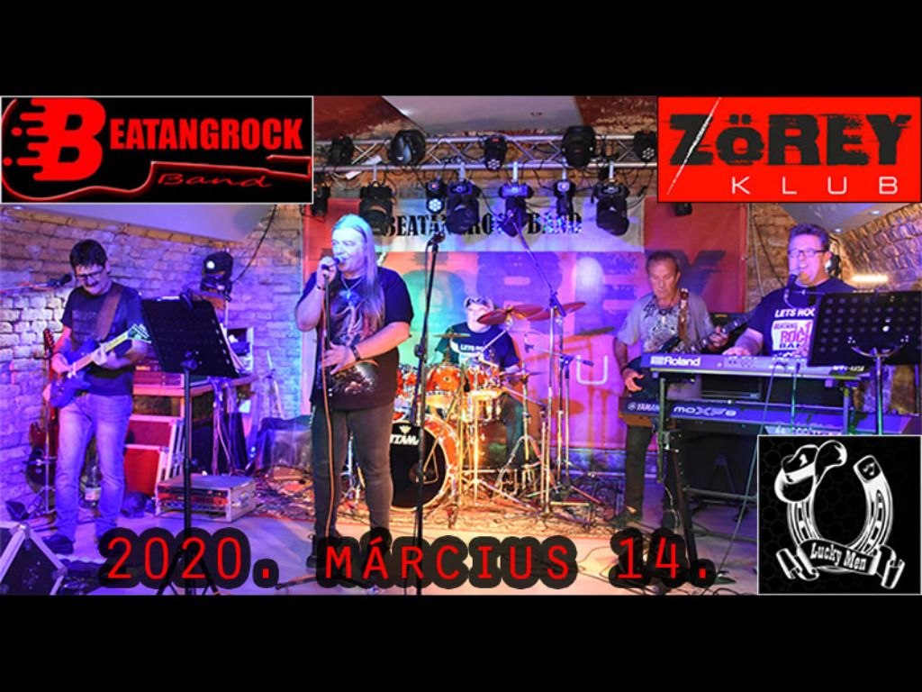 Beatangrock Band koncert