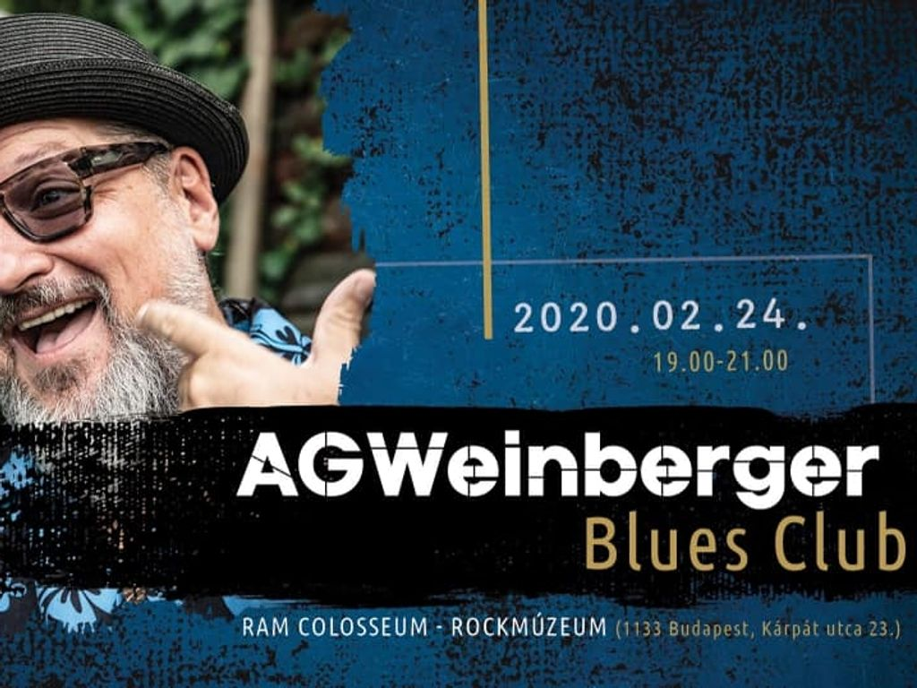 A.G.Weinberger Blues Club