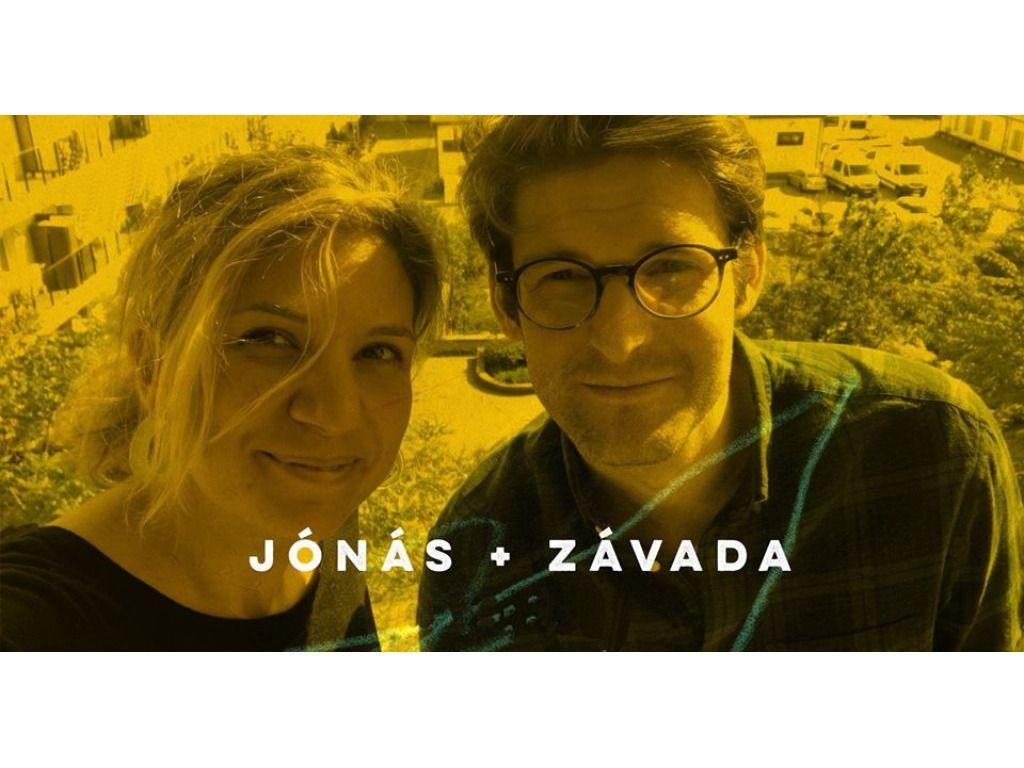 Jónás Vera és Závada...