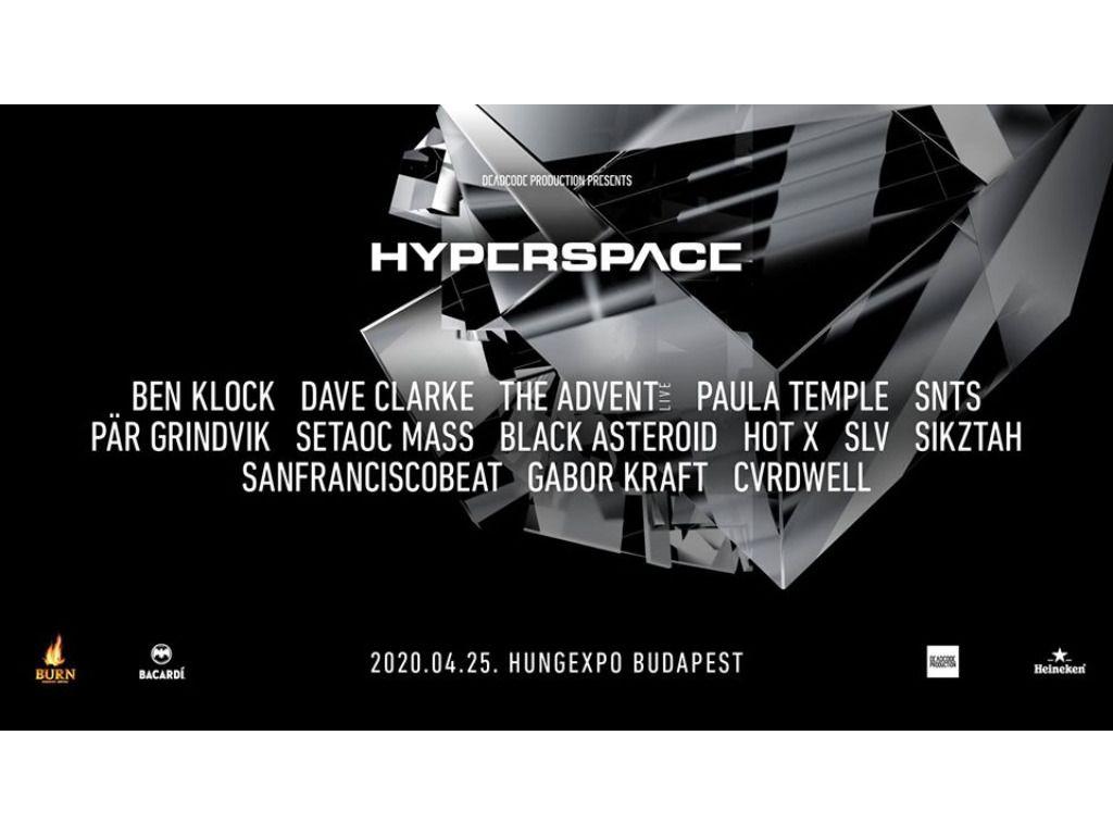 HYPERSPACE 2020 - elővétel