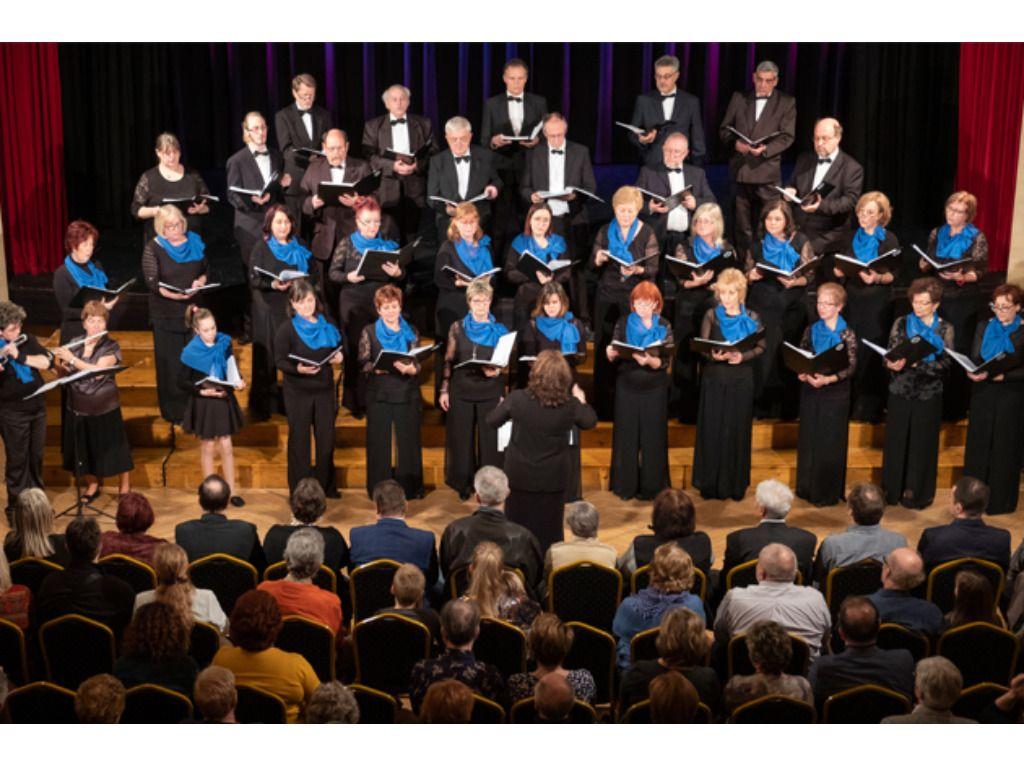 Gyöngyvirág kórus - 50 éves koncertje