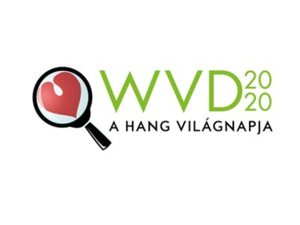 World Voice Day 2020 - A Hang Világnapja