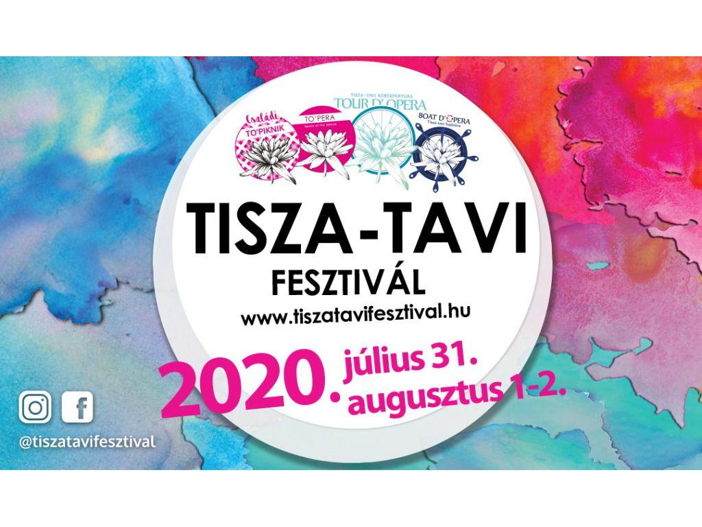 Természet Operaháza Tisza-tavi Fesztivál / Családi TO'Piknik Napijegy