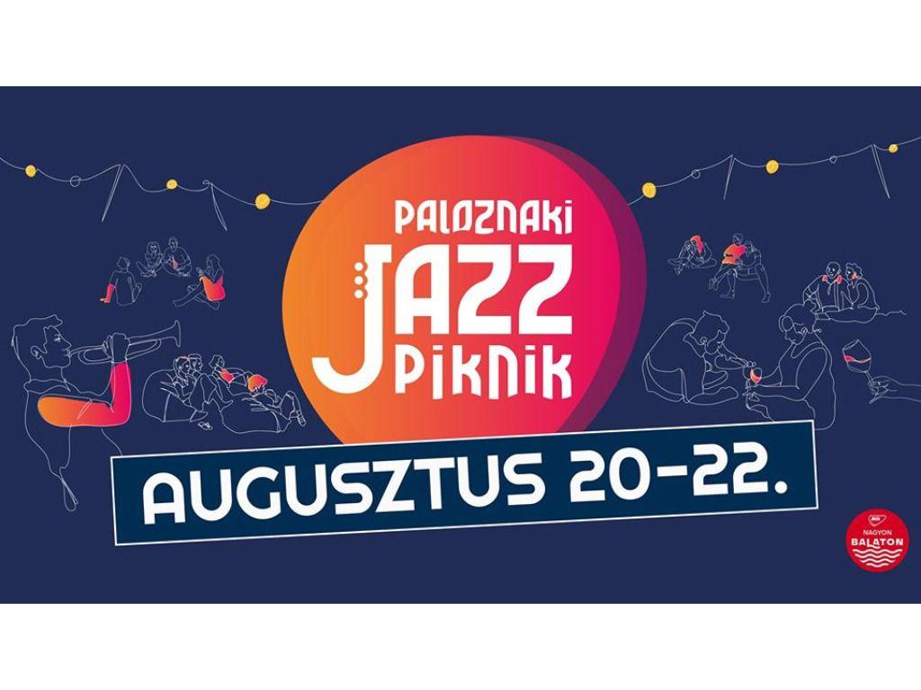 9. Paloznaki JazzPiknik / 3 NAPOS BÉRLET (augugusztus 20-22.)