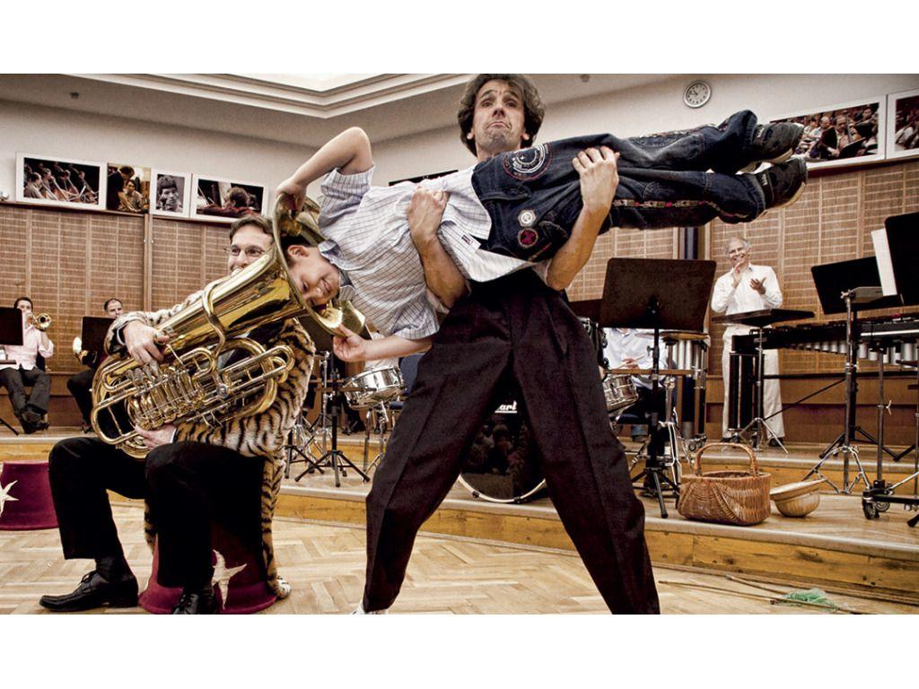 Manó koncert 3.: Az ellentétek koncertje - végletek a zenében ( Törpéktől az óriásokig )