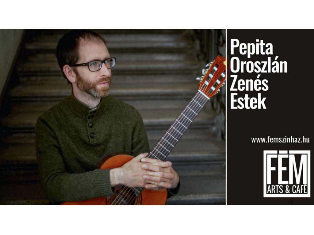 Kemény Márton János: Burdon improvizációk