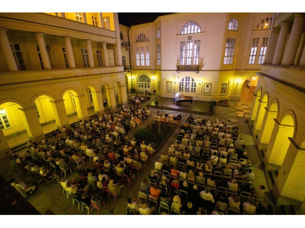Holdfény estek 2020, Hegedűs Endre, Pólus László és Somogyi Péter hangversenye