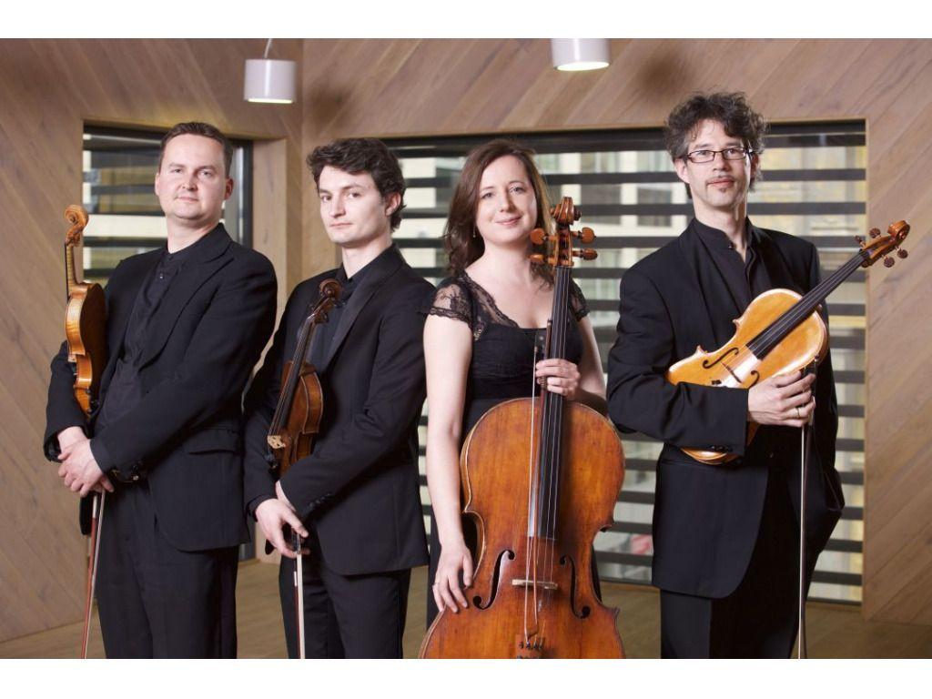 BQW 3/4 Szervánszky Quartet