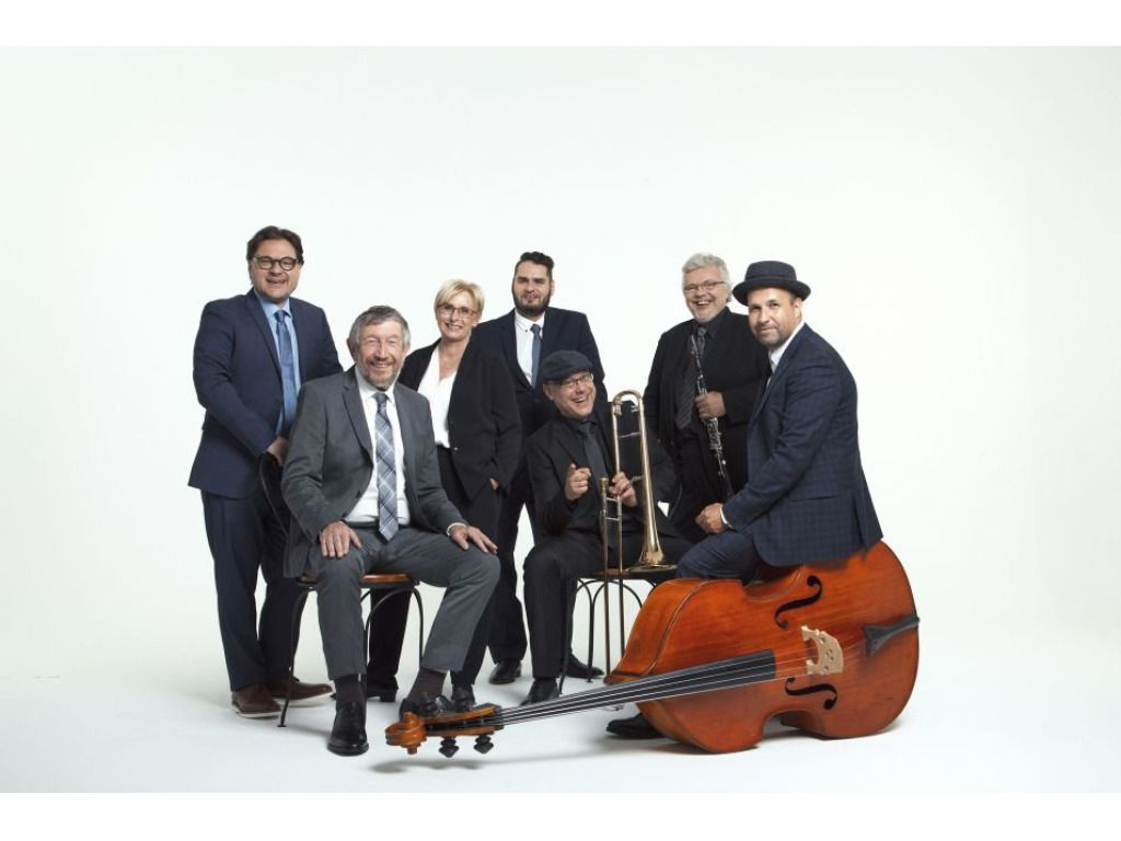 Budapest Klezmer Band -...