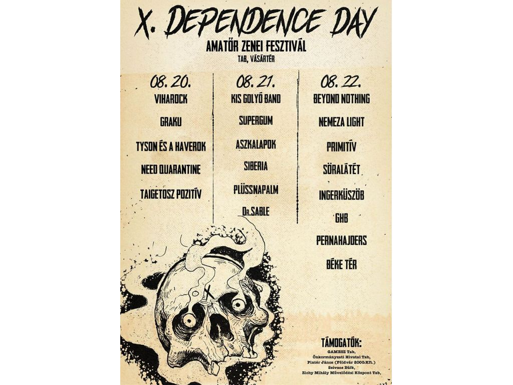 X Dependence Day
