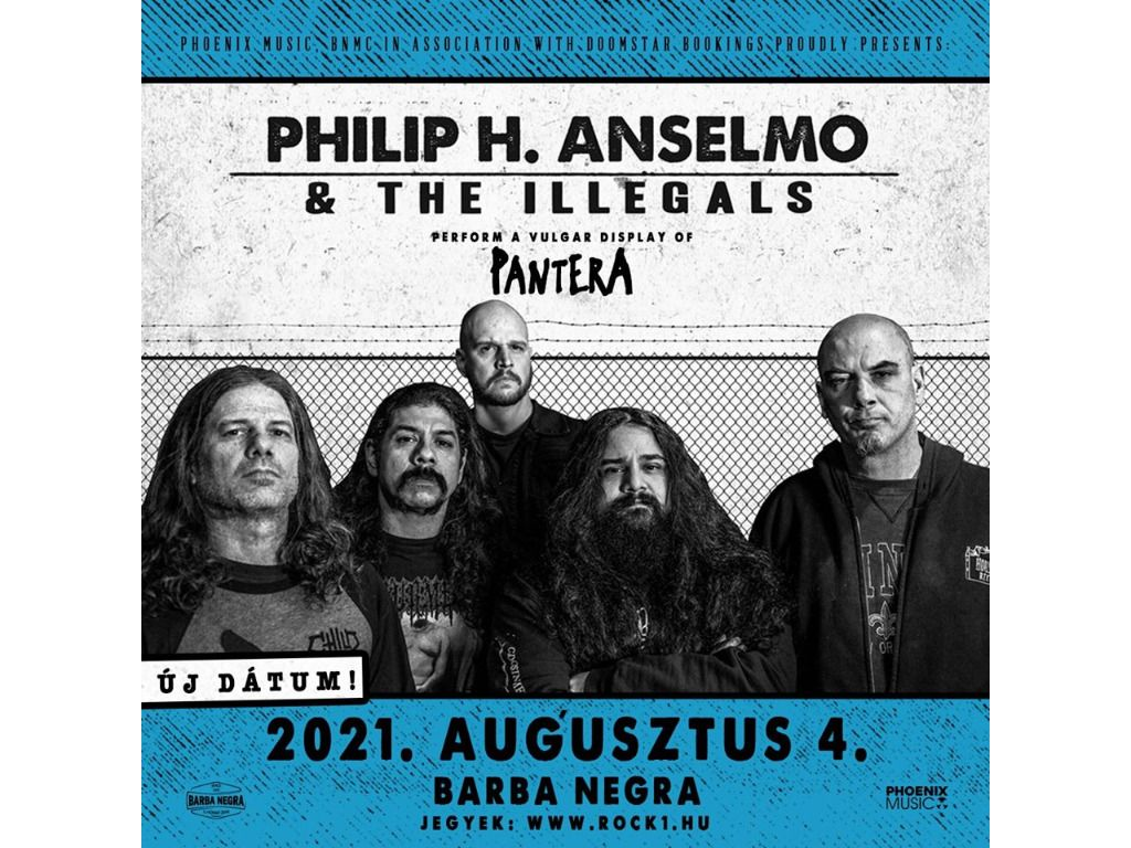 Philip H. Anselmo & The...