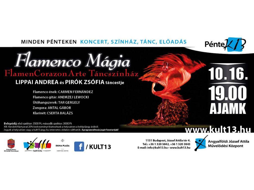 PénteK13 – Flamenco...