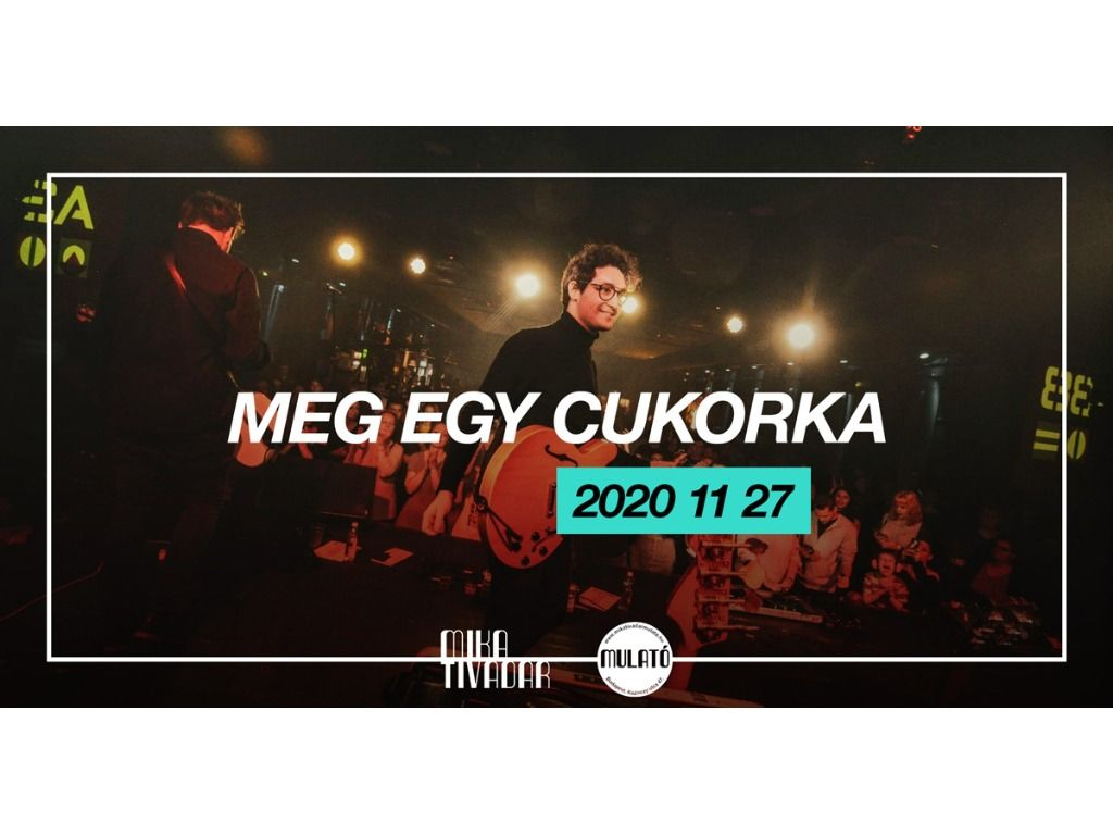 MEG EGY CUKORKA - Új...
