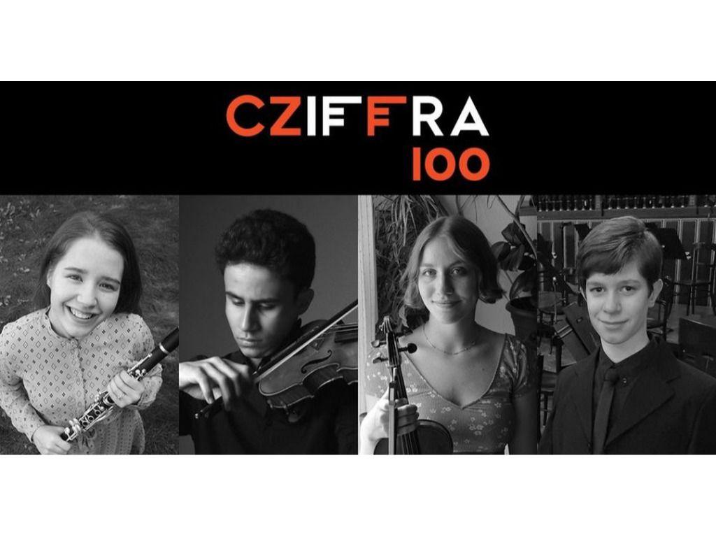 CZIFFRA FESZTIVÁL - A Cziffra Fesztivál Ifjú Tehetség - díjasainak koncertje 1.
