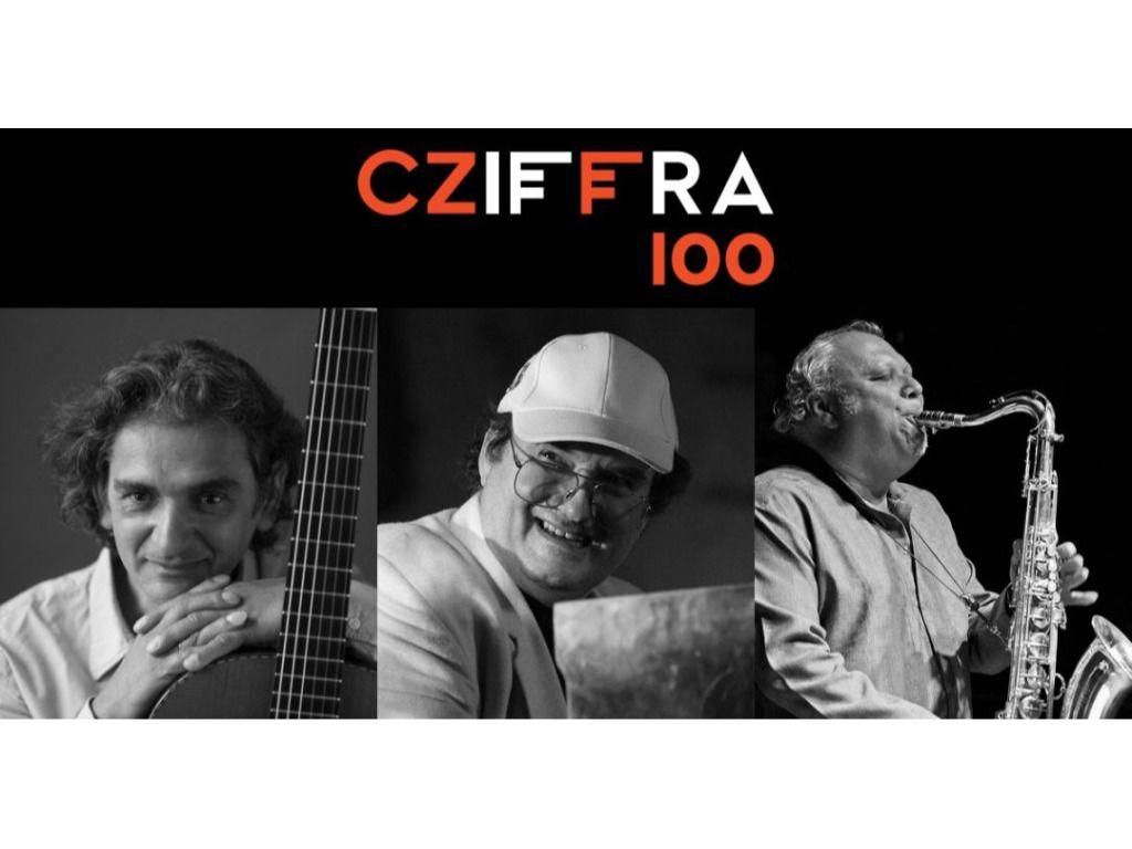 CZIFFRA 100,  Az Improvizáció: Snétberger Ferenc, Szakcsi Lakatos Béla, Tony Lakatos