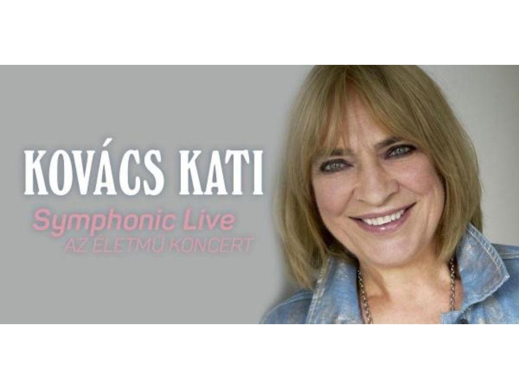 Kovács Kati Symphonic live - az életmű koncert