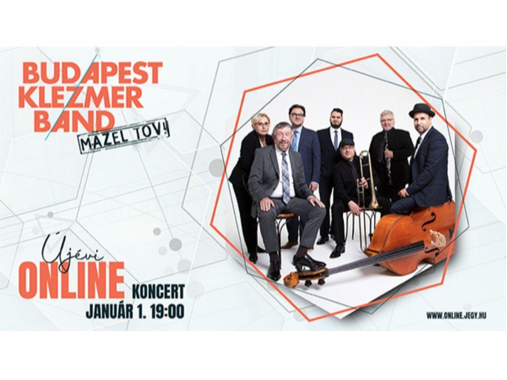 Budapest Klezmer Band Mazel Tov