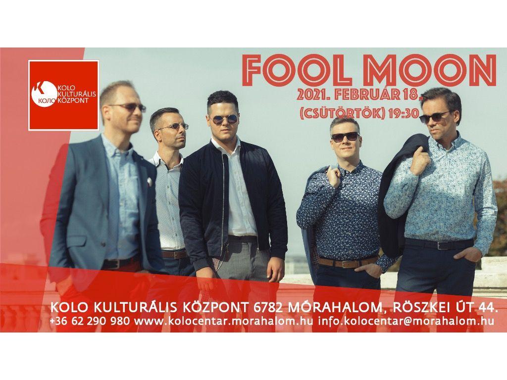 Foll Moon koncert