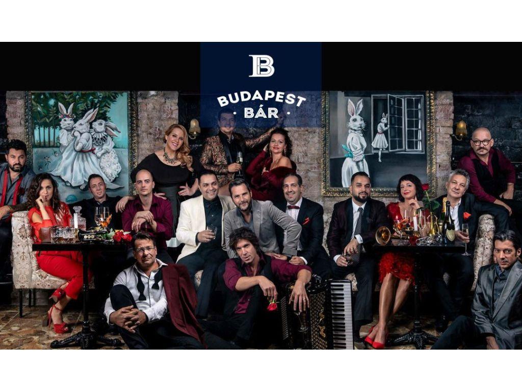 Budapest Bár koncert-...